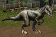 Level 10 Indominus Rex
