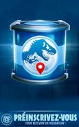 Logo Jurassic World Alive 2