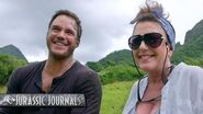 Chris Pratt's Jurassic Journals Mary Mastro (HD)