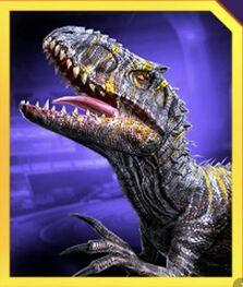 Indominus rex gen 2 profile