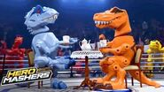 Jurrasic World Hero Mashers – Ultimate Cage Mash (Episode 3) – Hasbro