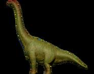 Брахиозавр окрас 2001 (B)