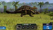 Ankylosaurus Base