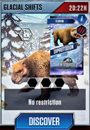 Glacial Shifts (Diprotodon)