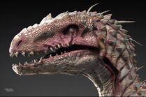 Indoraptor concept art (3)