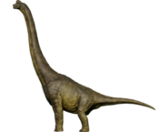 """Брахиозавр Тип """"Тундра"""""""