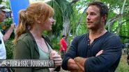Chris Pratt's Jurassic Journals Bryce Dallas Howard (HD)