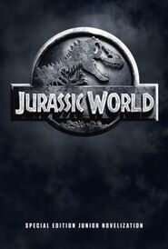 Jurassic world junior novelization