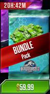 Dino Bucks and DNA Pack Bundle