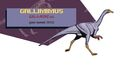 Jurassic park jurassic world guide gallimimus by maastrichiangguy ddlnmng-pre
