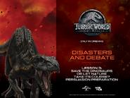 Indoraptor affiche