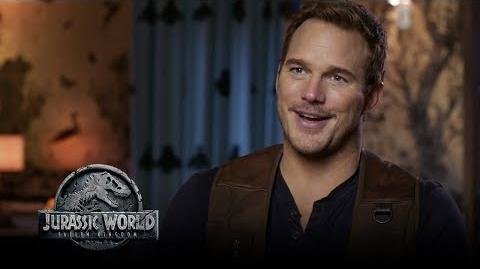 Jurassic World Fallen Kingdom - Trailer Tomorrow (Go Behind The Scenes) (HD)