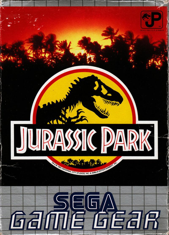 Jurassic Park (Game Gear game)
