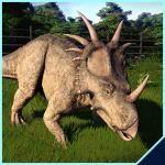 Pre-order-dino-skin styracosaurus