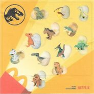 Jurassic World - Nuove avventure da McDonald