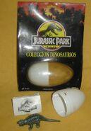 JURASSIC PARK Spielberg ARGENTINA PACIPA SCELIDOSAURO 1