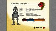 DinoEncyclopediaTrex