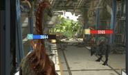 JW- Alive Acrocanthosaurus in Battle