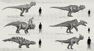 JW Camp Cretaceous Hybrids?