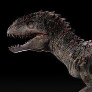 Sickly-Indoraptor-close