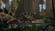 Стегозаврынамеловомлагере