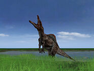 Screenie 3 spinosaurus by susannano2