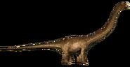 Jurassic park mamenchisaurus render 1 by tsilvadino de76dfk-pre