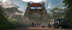 JW Camp Cretaceous Entrance Opening.jpg