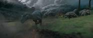 Allosaurus Failed Hunt