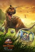 Camp Cretaceous Second Poster