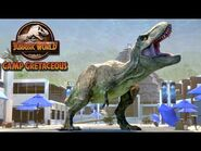 Season 2 Teaser - JURASSIC WORLD CAMP CRETACEOUS - NETFLIX
