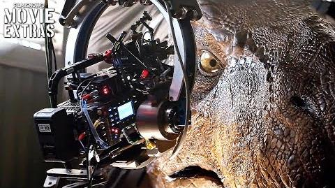 JURASSIC WORLD FALLEN KINGDOM Practical Effects Featurette