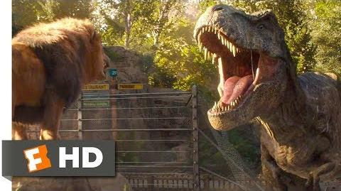 Jurassic World Fallen Kingdom (2018) - Welcome to Jurassic World Scene (10 10) Movieclips