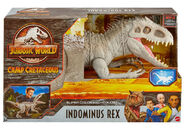 Super colossal indominus rex