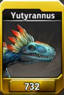 Yutyrannus Max Icon