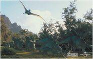 Pterannodon attack 3
