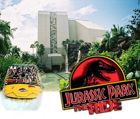 Jurassic Park The Ride Hollywood Jurassic Park Wiki Fandom