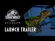 EXCLUSIVE- 'Jurassic World Aftermath' Trailer