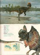 JP magazine Dilophosaurus 2