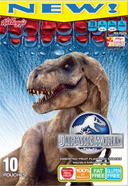 Fruitsnackstyrannosaurus