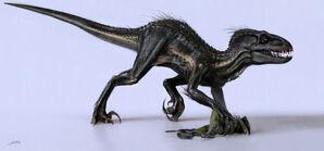 Indoraptor concept art (17)