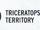 Территория трицератопсов
