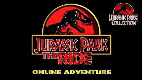 Jurassic Park – The Ride Online Adventure