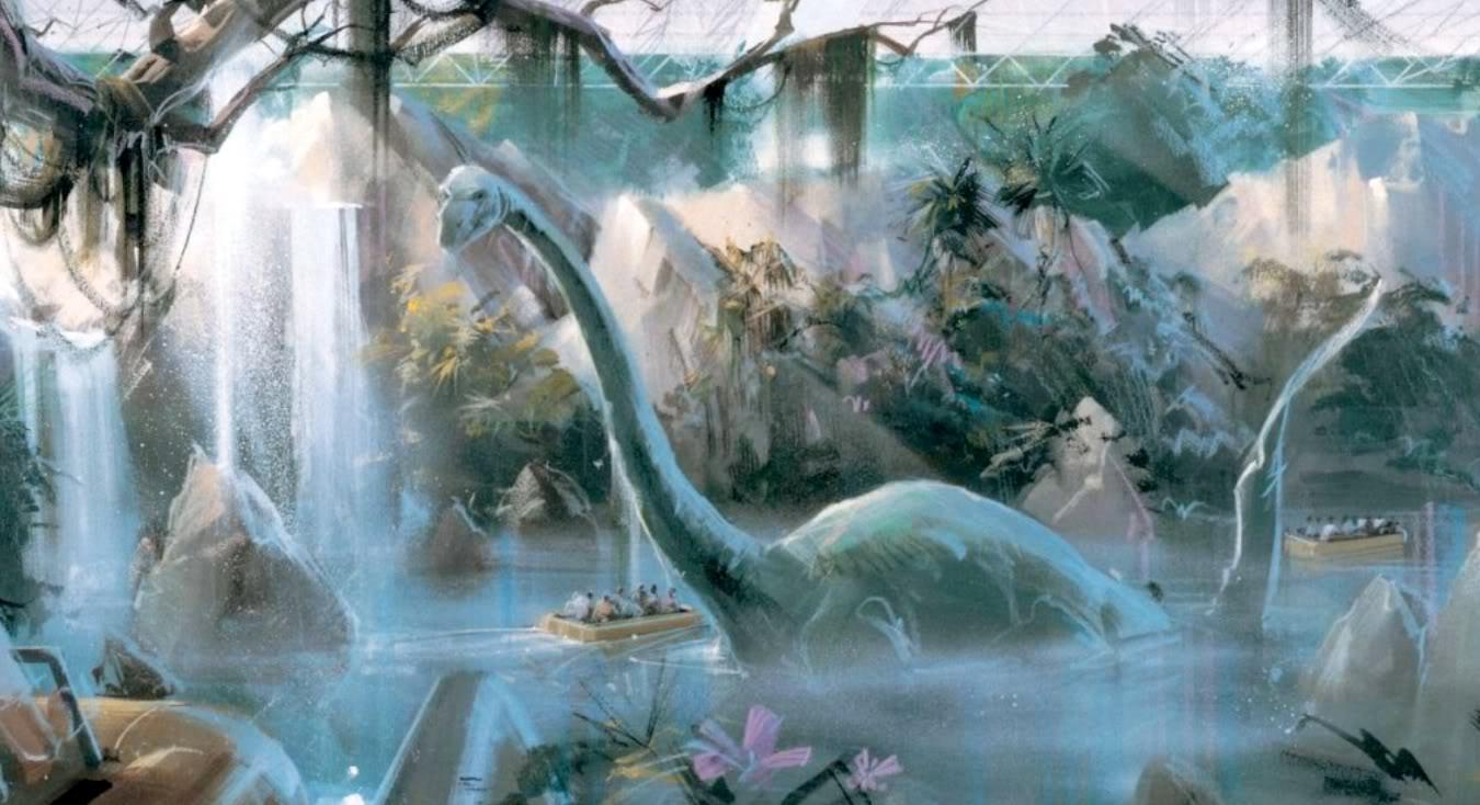 Jungle River Cruise Jurassic Park Wiki Fandom
