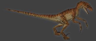 The Lost World: Jurassic Park (video game)/Velociraptor level