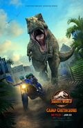 Camp Cretaceous Season 2 Poster