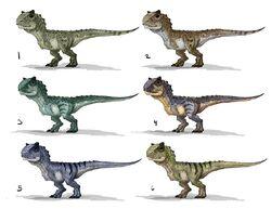JW Camp Cretaceous Bumpy Carnotaurus Concept Art.jpg