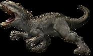 Jurassic world indominus rex v3