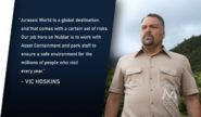 Vic Hoskins quote