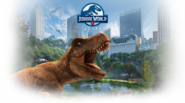 Jurassic World Alive Fond d'Écran